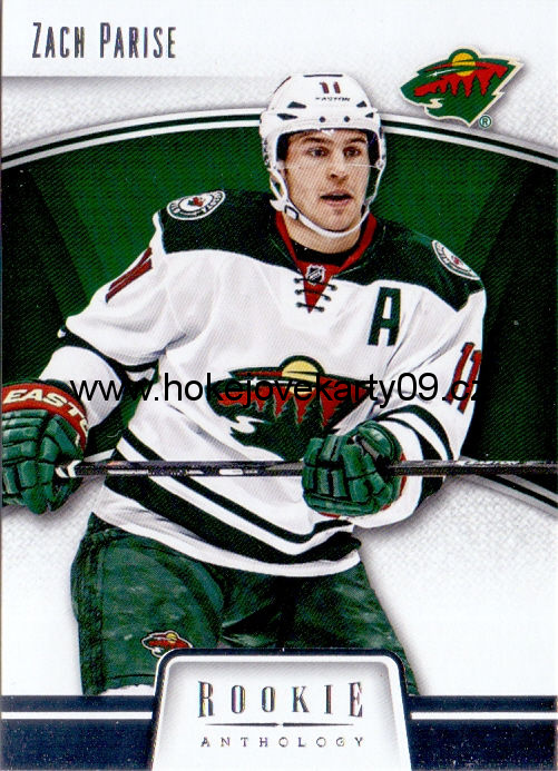 2013-14 Rookie Anthology - Zach PARISE č. 47