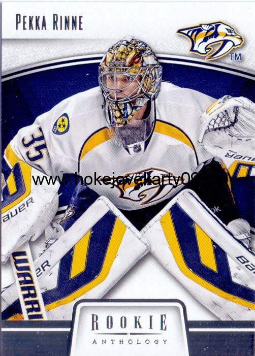 2013-14 Rookie Anthology - Pekka RINNE č. 53