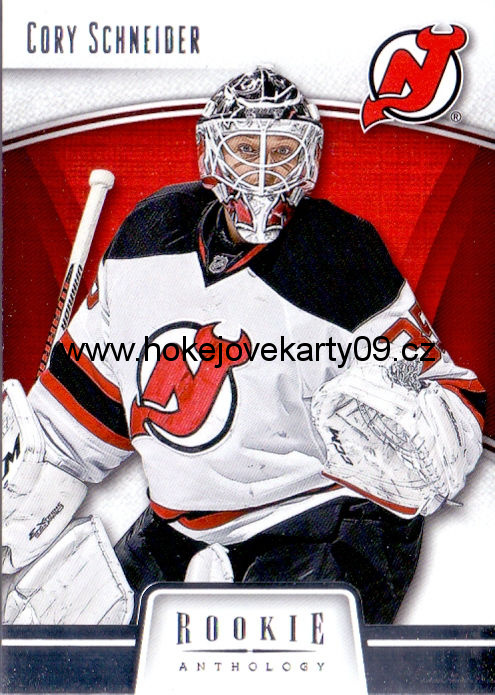 2013-14 Rookie Anthology - Cory SCHNEIDER č. 57