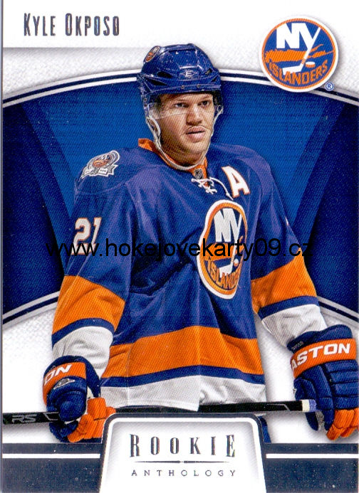2013-14 Rookie Anthology - Kyle OKPOSO č. 59