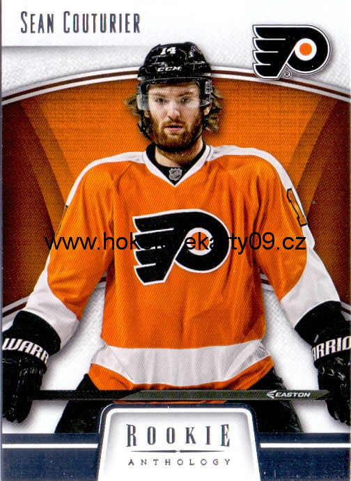 2013-14 Rookie Anthology - Sean COUTURIER č. 68