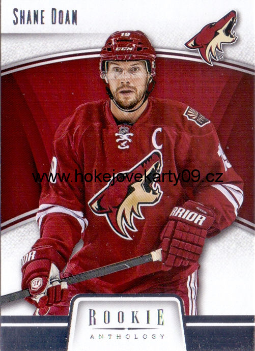 2013-14 Rookie Anthology - Shane DOAN č. 71
