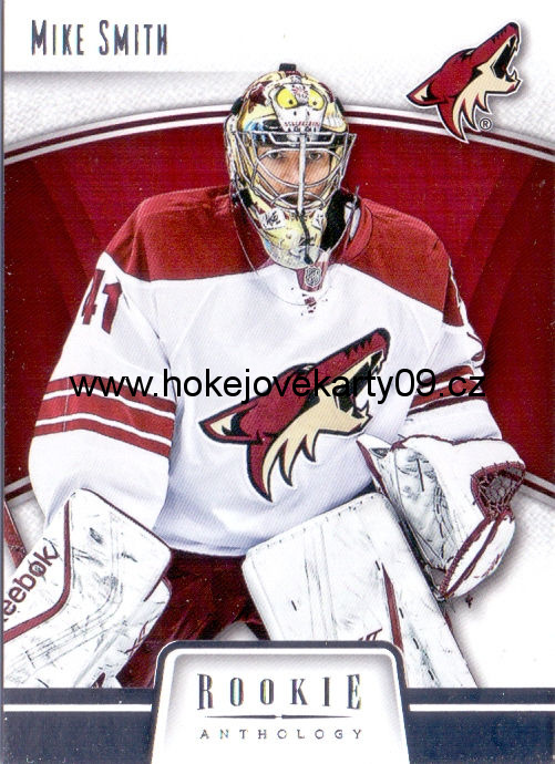 2013-14 Rookie Anthology - Mike SMITH č. 72