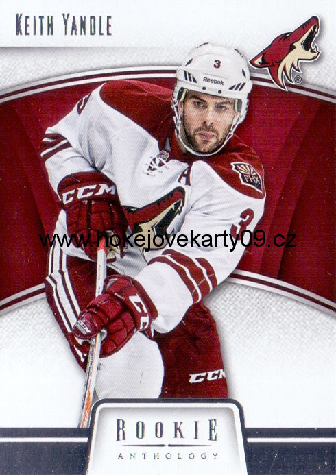 2013-14 Rookie Anthology - Keith YANDLE č. 73