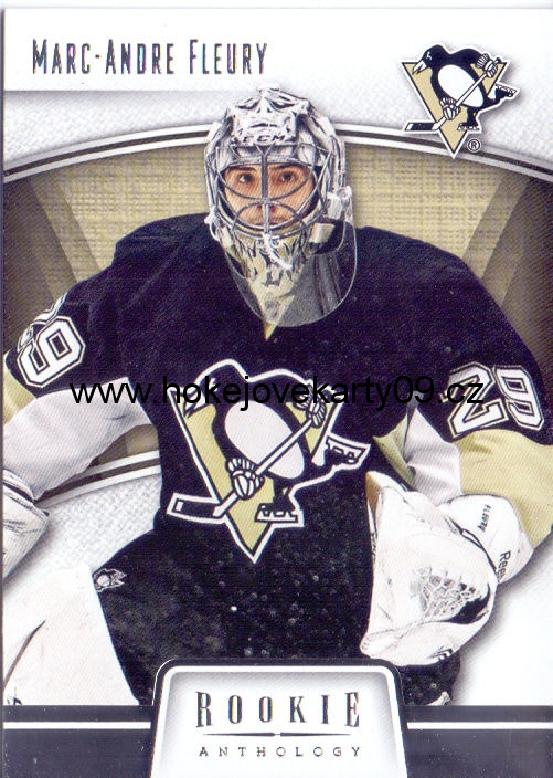 2013-14 Rookie Anthology - Marc-Andre FLEURY č. 75