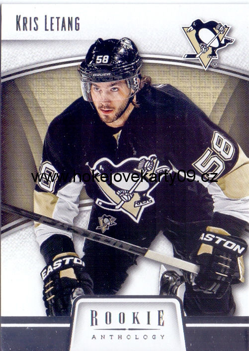 2013-14 Rookie Anthology - Kris LETANG č. 76