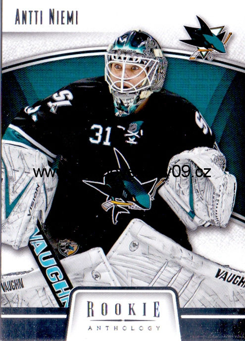 2013-14 Rookie Anthology - Antti NIEMI č. 80