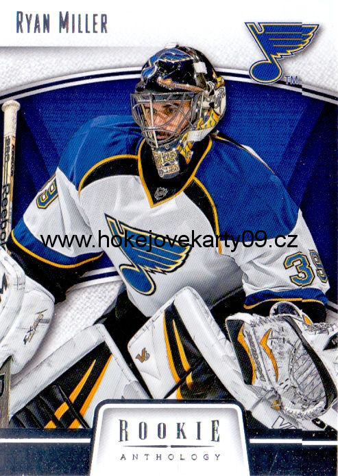 2013-14 Rookie Anthology - Ryan MILLER č. 83