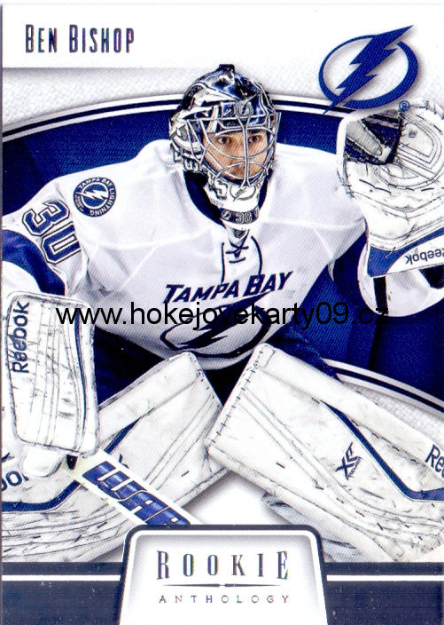 2013-14 Rookie Anthology - Ben BISHOP č. 85