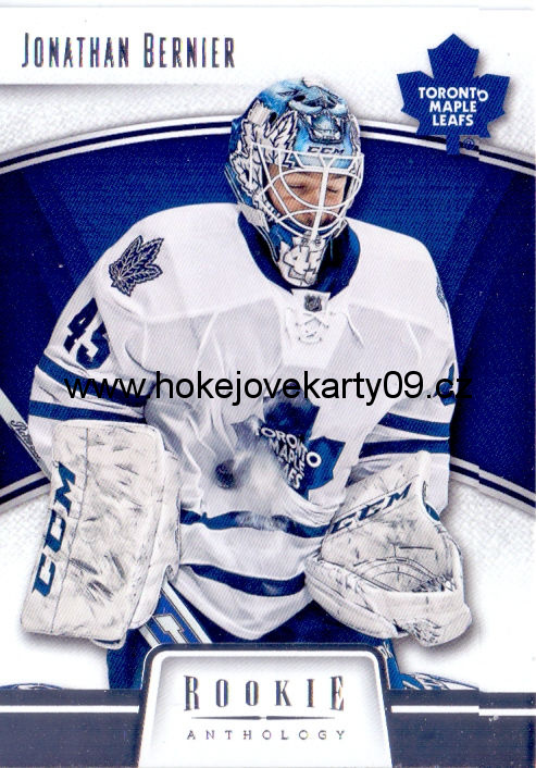 2013-14 Rookie Anthology - Jonathan BERNIER č. 88