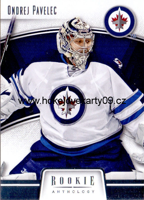 2013-14 Rookie Anthology - Ondřej PAVELEC č. 99