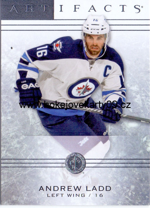 2014-15 Artifacts - Andrew LADD č. 99