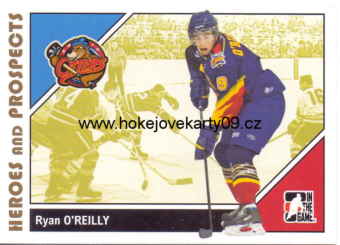 2007-08 Heroes & Prospects - Ryan O'REILLY č. 83
