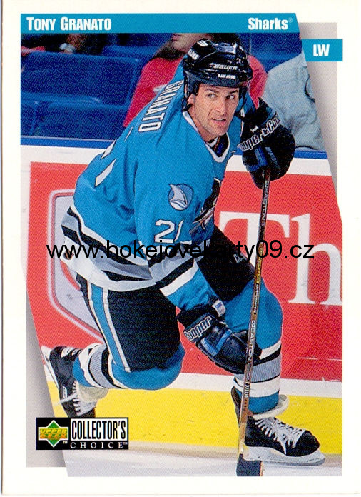1997-98 Collectors Choice - Tony GRANATO č. 218
