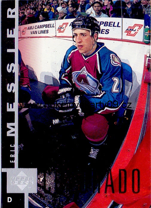 1997-98 Upper Deck - Eric MESSIER č. 45