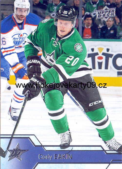2016-17 Upper Deck - Cody EAKIN č. 60