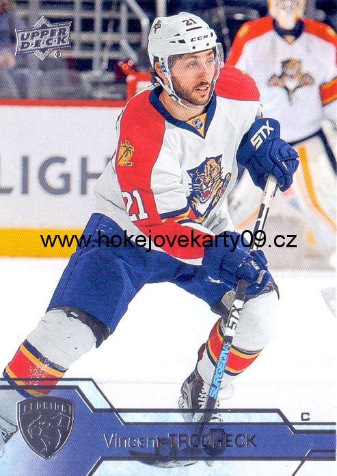 2016-17 Upper Deck - Vincent TROCHECK č. 84