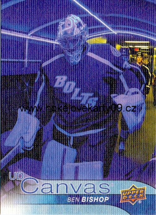 16-17 Upper Deck - Ben BISHOP č. C74
