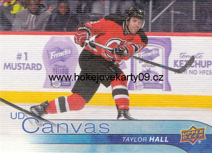 16-17 Upper Deck - Taylor HALL č. C170