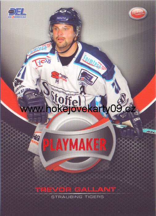 07-08 DEL - Trevor GALLANT č. PM14