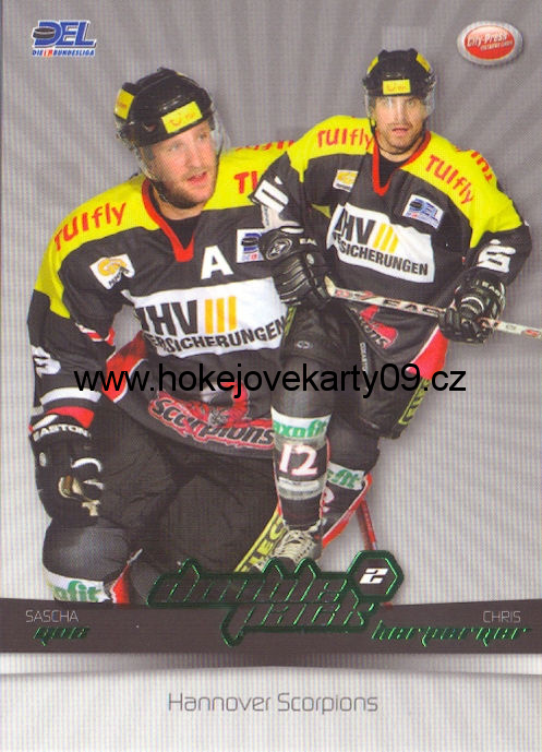 07-08 DEL - Sascha GOC, Chris HERPERGER č. DP07
