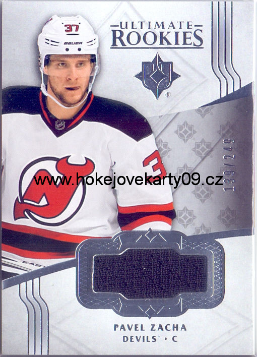 16-17 Ultimate Collection - Pavel ZACHA č. 155 JSY