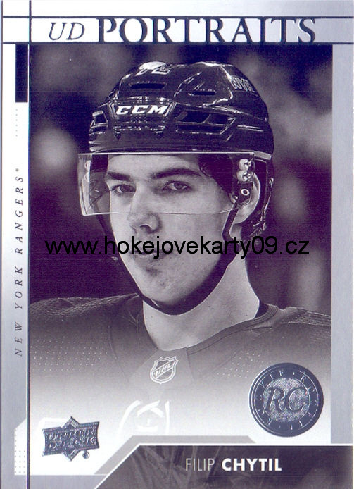 17-18 Upper Deck - Filip CHYTIL č. P-105 (RC)