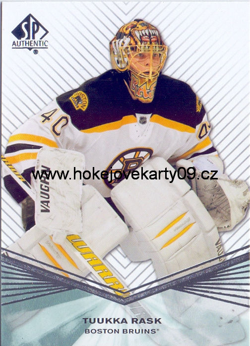 11-12 SP Authentic - Tuukka RASK č. 20