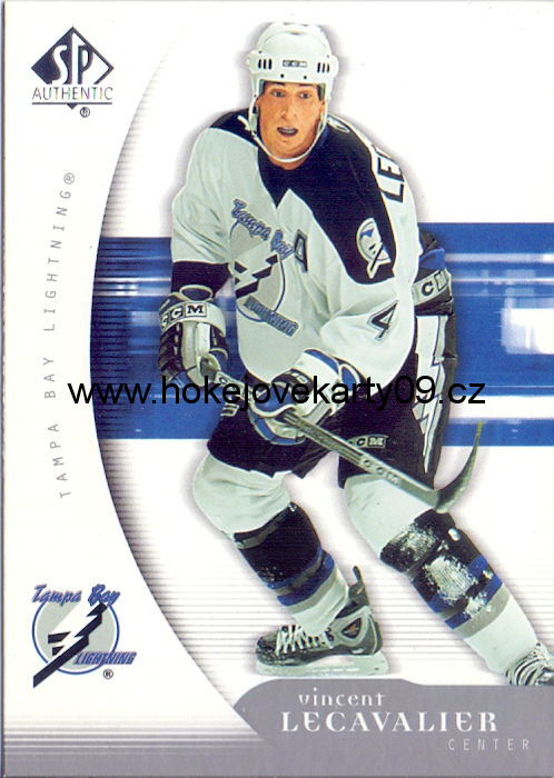 05-06 SP Game Used - Vincent LECAVALIER č. 88