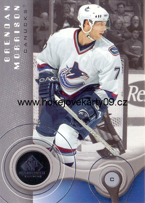 05-06 SP Game Used - Brendan MORRISON č. 97