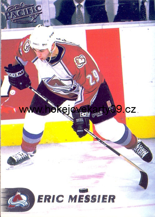 98-99 Pacific - Eric MESSIER č. 165