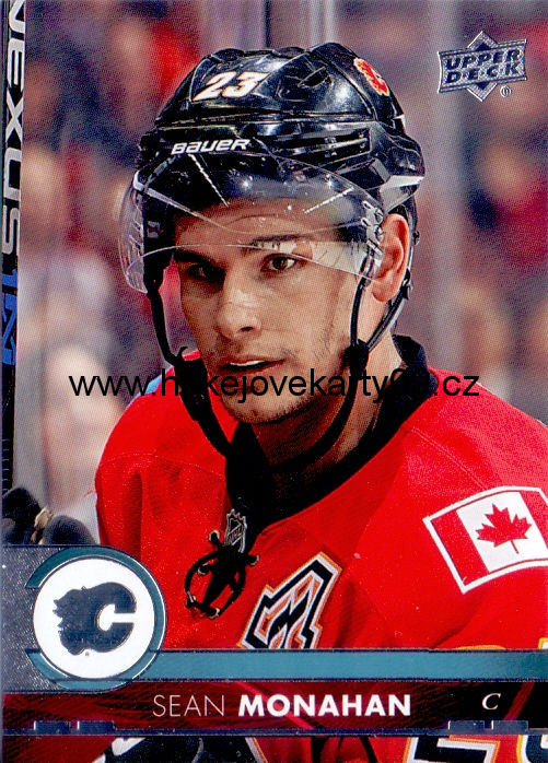 17-18 Upper Deck - Sean MONAHAN č. 29