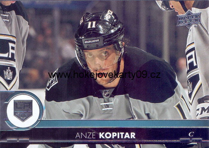 17-18 Upper Deck - Anze KOPITAR č. 87