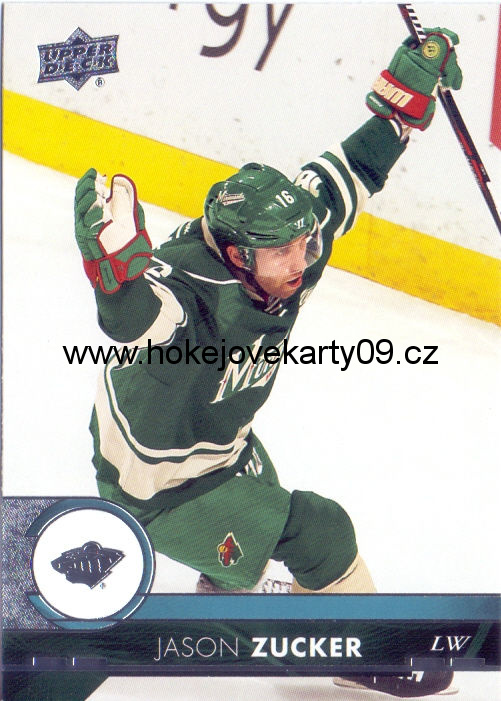 17-18 Upper Deck - Jason ZUCKER č. 96