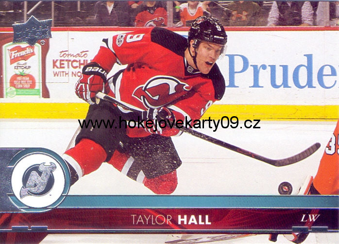 17-18 Upper Deck - Taylor HALL č. 117
