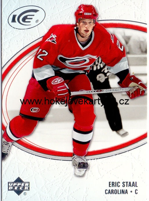 05-06 UD Ice - Eric STAAL č. 19