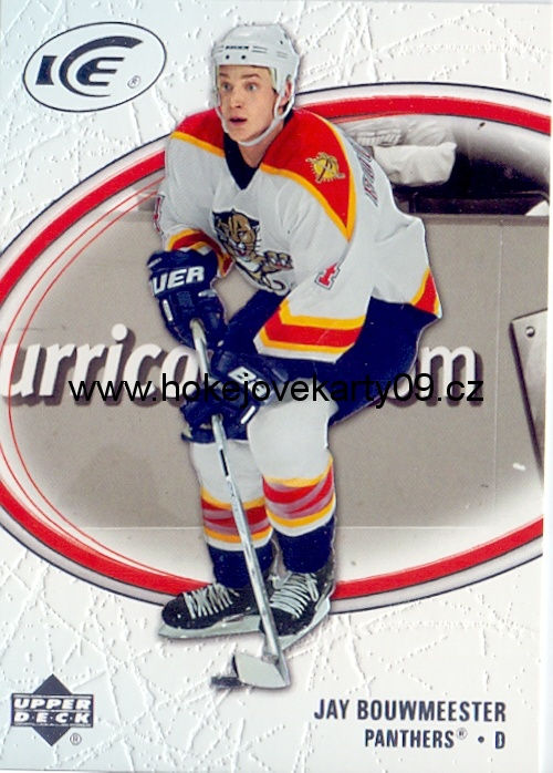 05-06 UD Ice - Jay BOUWMEESTER č. 42