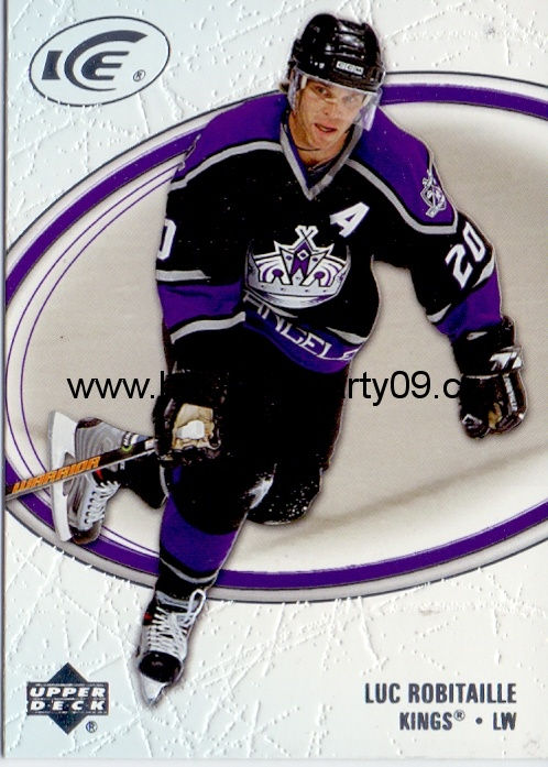 05-06 UD Ice - Luc ROBITAILLE č. 45