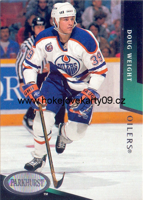 93-94 Parkhurst - Doug WEIGHT č. 69
