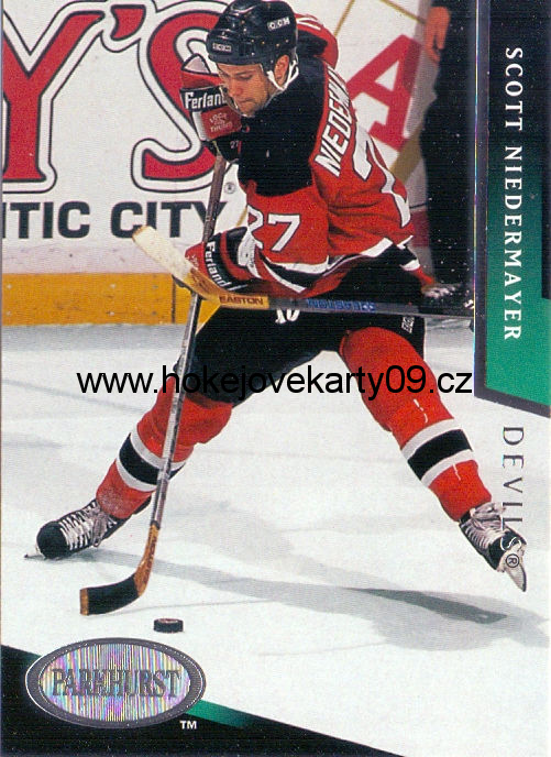 93-94 Parkhurst - Scott NIEDERMAYER č. 111