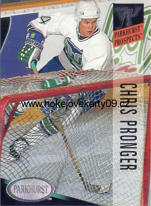 93-94 Parkhurst - Chris PRONGER č. 249