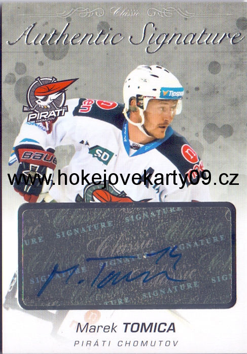 17-18 OFS - Marek TOMICA č. AS-120 Authentic Signature