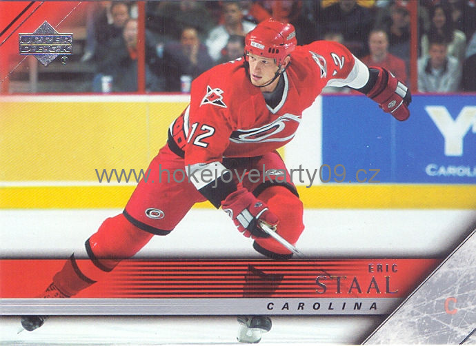 05-06 Upper Deck - Eric STAAL č. 280