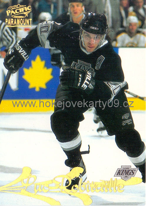 97-98 Paramount - Luc ROBITAILLE č. 91
