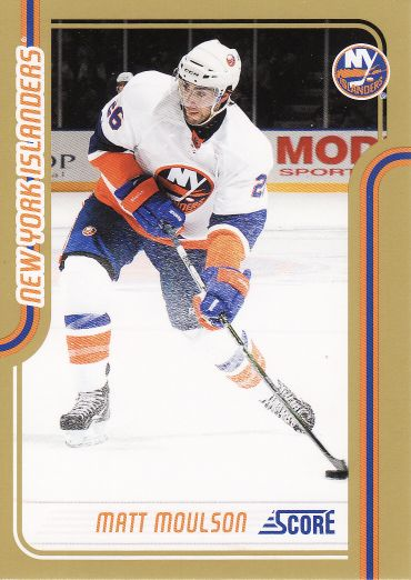 Matt MOULSON - č. 292 Gold