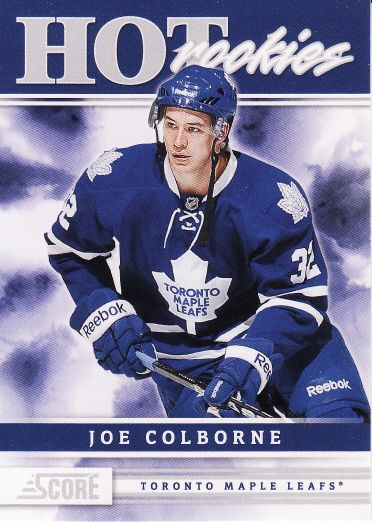 Joe COLBORNE - č. 540 (RC)