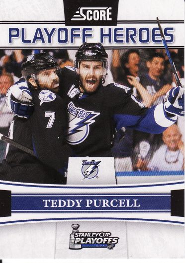 Teddy PURCELL - č. 8