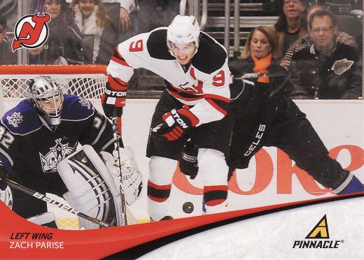 2011-12 Pinnacle - Zach PARISE č. 9
