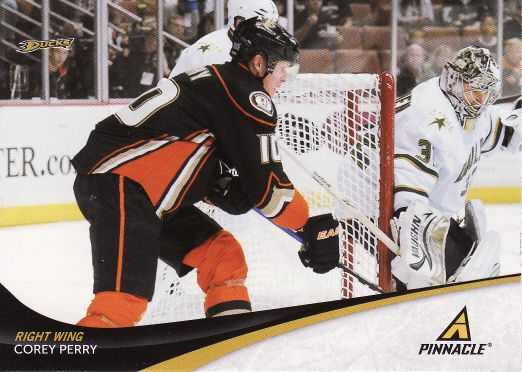 2011-12 Pinnacle - Corey PERRY č. 10