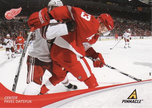 2011-12 Pinnacle - Pavel DATSYUK č. 13
